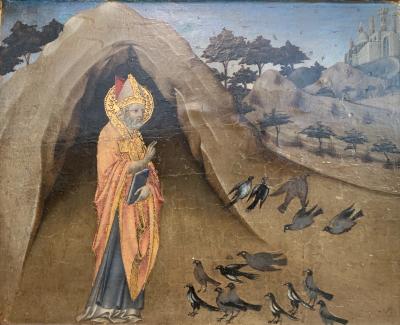 Risultati immagini per Polittico di Scrofiano- Sano di Pietro
